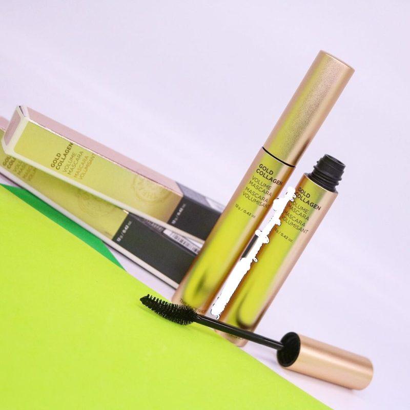 Mascara Gold Collagen The Face Shop có tốt không